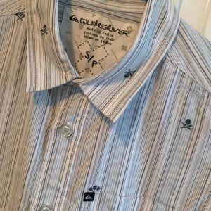Quicksilver dress shirt